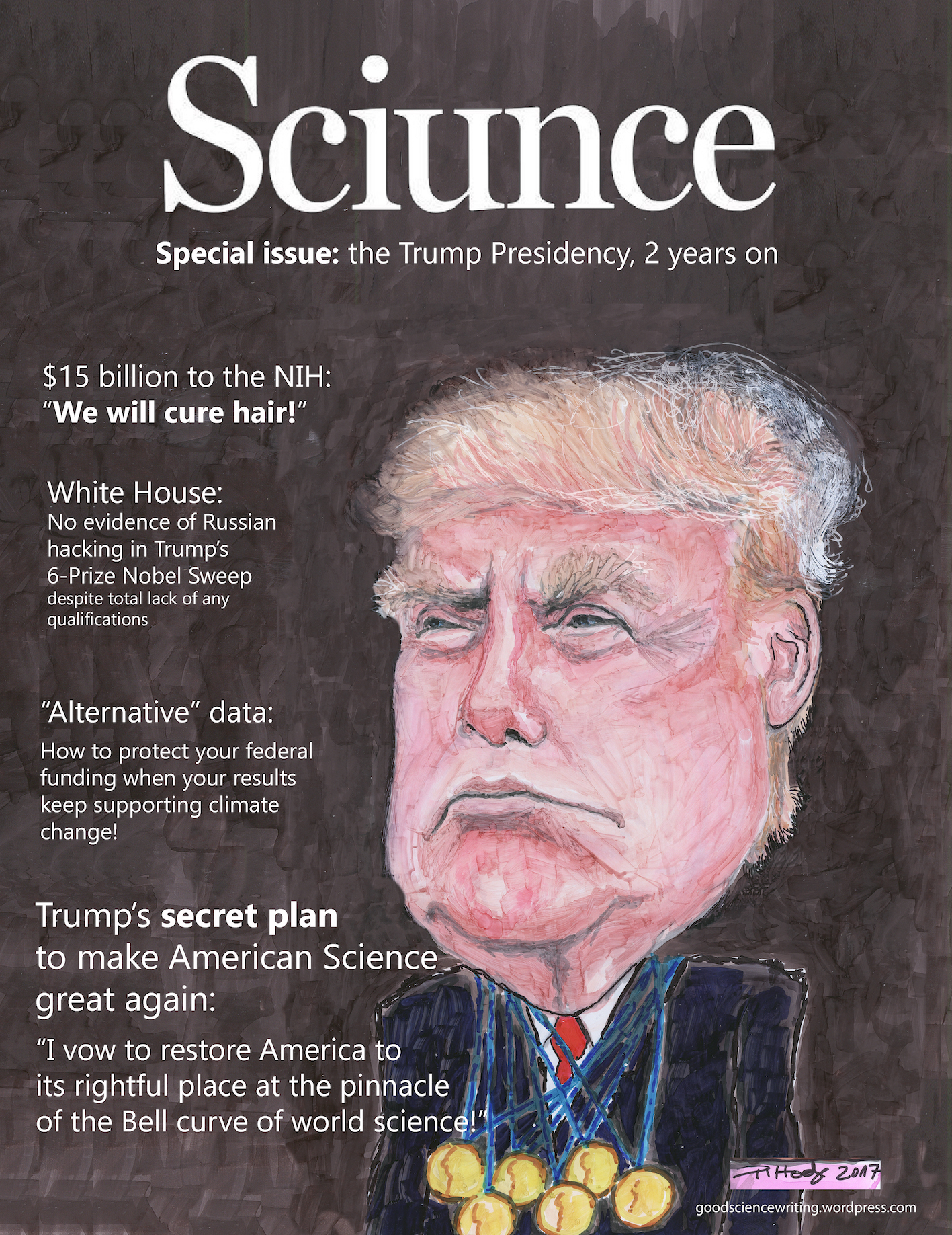Image result for science trump